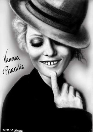 Vanessa Paradis par Lilys